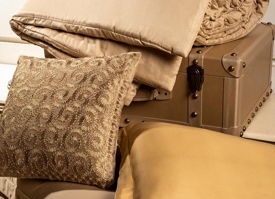 TOUJOURS - Premium Wedding Trousseau Collection - CHAMPAGNE GOLD